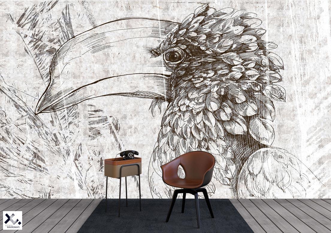 """""""The higher creation"""" art wallpaper by wallsbeyond.com"""
