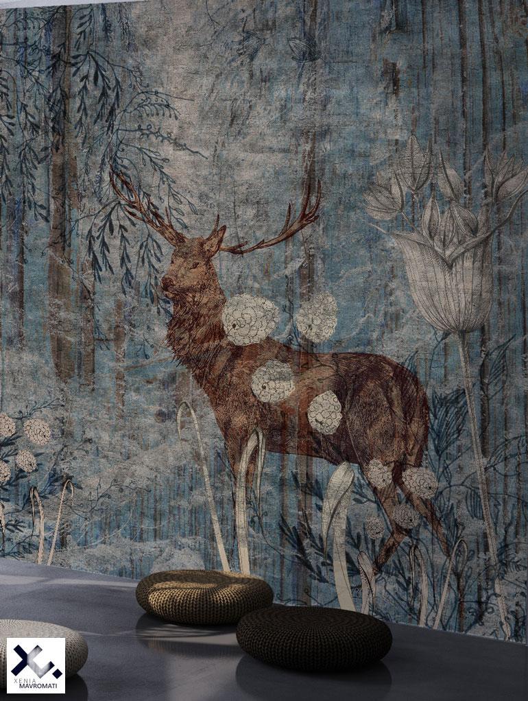 The deer's song