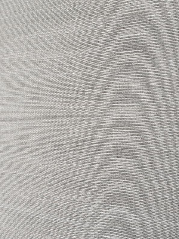 "Silk Cotton Textile Wallpaper ""Grey"""