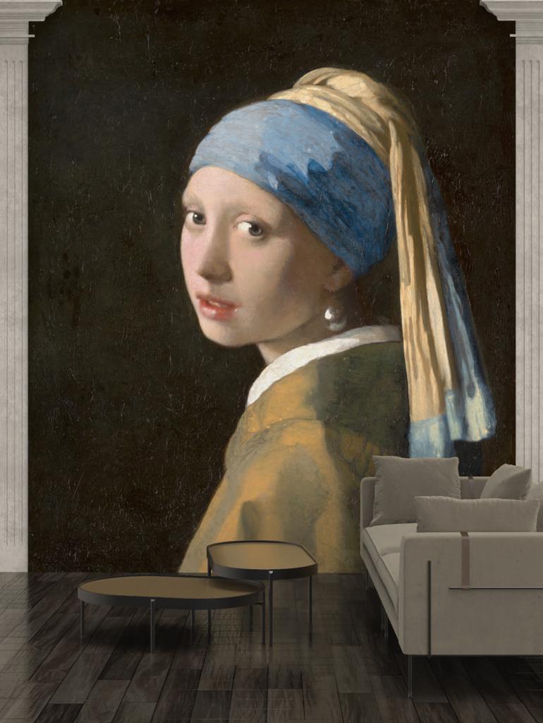 Johannes Vermeer, The Girl with Pearl Earring