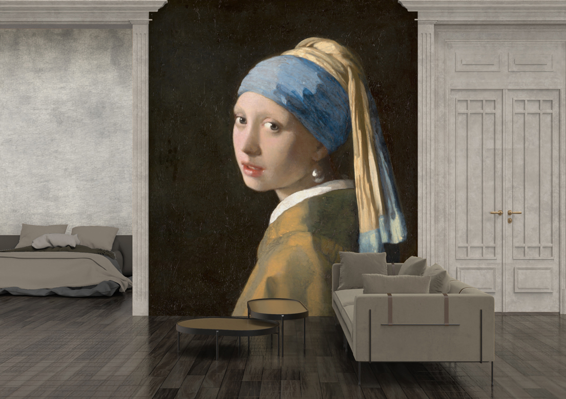 J. Vermeer, The Girl with the Pearl Earring