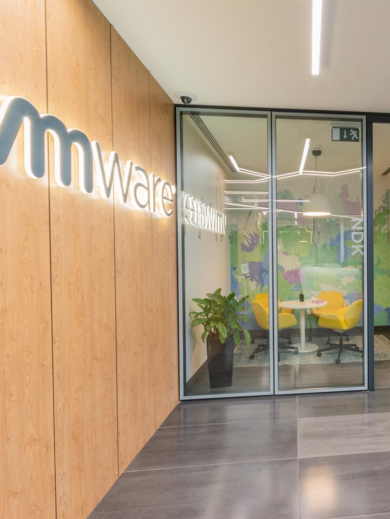 VMware Sofia, Ground floor